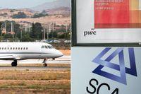 Oberoende granskning om SCA:s affärsflyg på gång