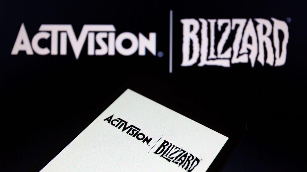Spelutvecklaren Activision Blizzards aktie rasade efter avslöjanden om sexuella trakasserier inom spelbranschen.