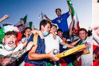 Ikväll spelar Belgien och Italien kvartsfinal.