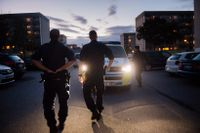 Narkotikahandel är ofta ingången i gängkriminalitet. Arkivbild.