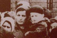 Irima och Adalbert Berkovits mördades i Auschwitz 1944.