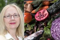 """""""Det finns absolut ett samband mellan antiinflammatorisk kost och dödlighet"""", säger KI-professor Alicja Wolk, som forskat på kostens inverkan på kroppen. En hälsosam kost består enligt flera rön av grönsaker, frukt, fullkorn, fisk, vegetabiliska oljor och en begränsad mängd kött."""