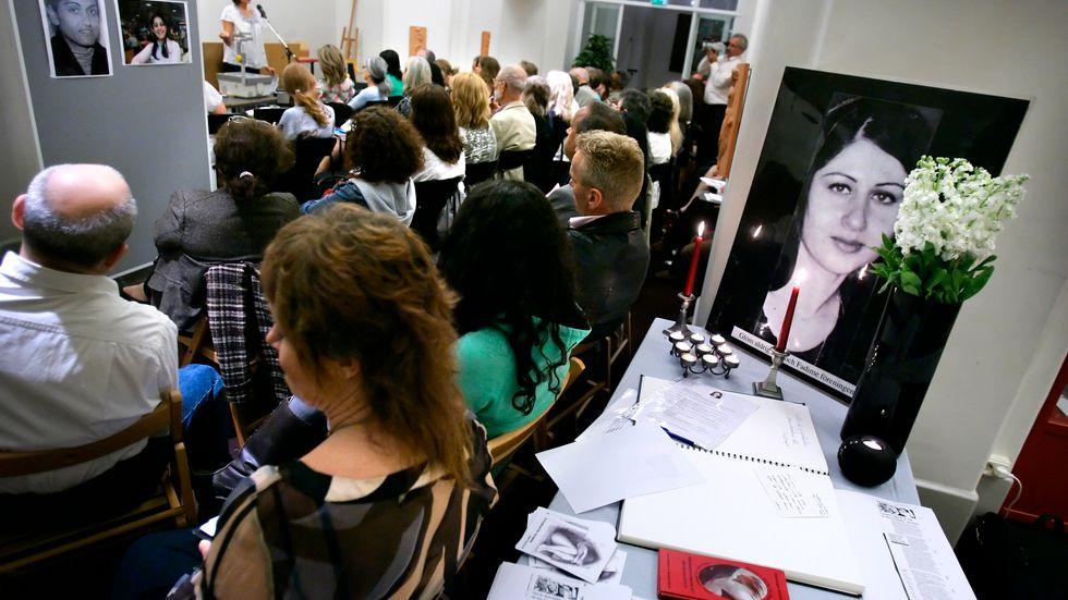 Seminarium om hedersförtryck och hur vi kan förebygga det i Sverige. Det hölls 2007. För tio år sedan.