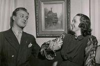 John och Ninni Lindgren.