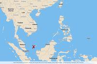 Natunaöarna ligger nära den omstridda Sydkinesiska sjön.