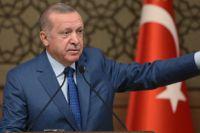 Recep Tayyip Erdogan. Arkivbild.