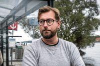 Carl Rundlöf, däcksman på SL:s pendelbåtar, blev dödshotad i jobbet.