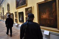 Besökare i höstas när det nyrenoverade Nationalmuseum återinvigdes.