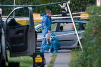 Två svenskar sköts till döds i Köpenhamn i tisdags kväll.