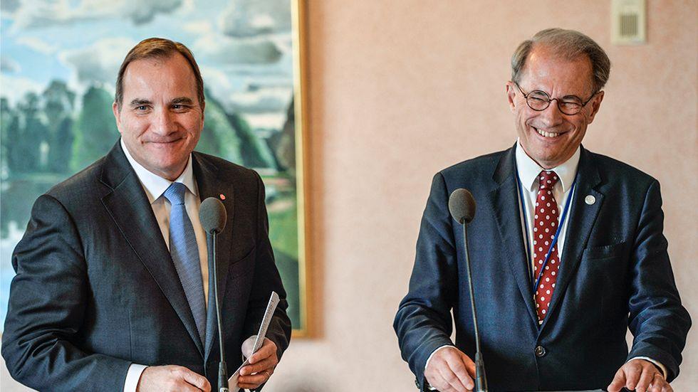 Stefan Löfven måste lägga en budget som gillas av alla – i synnerhet SD.