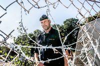 Rino Carlsson är polisens nationelle samordnare för sjörelaterade tillgrepp.