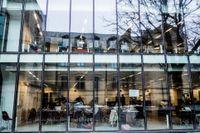 Lunds universitet, campus vid Paradisgatan.