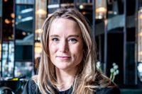 Ekonomen Jeanna Lundberg, 29, är en av grundarna till plattformen Respaces. Affärsidén är att öka nyttjandet av lokaler. Här på kvarterskrogen Paraden som också fungerar som kontorsmötesplats.