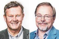 Stefan Lindgren och Mikael Sandlund, Svenska Läkaresällskapet