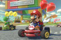 """""""Mario kart tour"""" väntas komma i mars nästa år. Pressbild."""