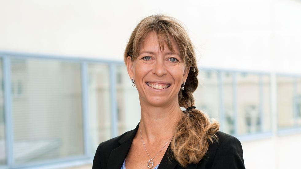 Eva Erlandsson, senior ekonom på Svensk Försäkring.