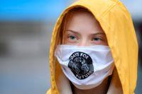 Thunberg varnar för falska kampanjer