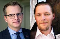Mikael Damberg och Günther Mårder
