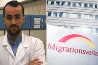 Hussein Ismail, vice vd för företaget Birka i Lund.