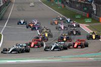 Kinas GP i Shanghai i fjol.