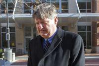 New York Times-journalisten James Risen.