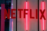 Netflix nådde 28,3 procent av tittarna under de första coronaveckorna. Arkivbild.