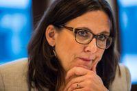 EU-kommissionär Cecilia Malmström.