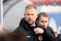 """""""Fokus har hamnat alldeles för mycket på mig de senaste dagarna"""", säger Magnus Pehrsson sedan han avgått som huvudtränare för Kalmar FF."""