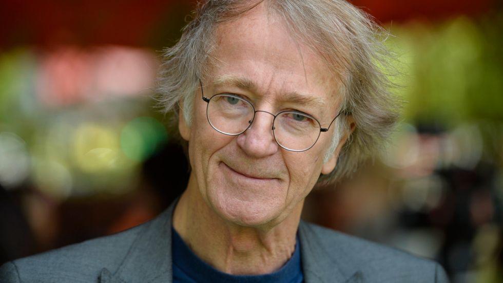 Tom Alandh, journalist och dokumentärfilmare. Arkivbild.