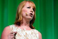 Annie Lööf, partiledare för Centerpartiet.
