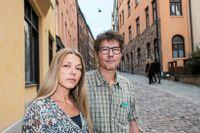 Under närmare åtta år visste hyresgästerna Cia Blom och Johan Danielsson aldrig vad renoveringen skulle bli i hyreshöjning.
