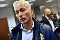 Svenska fotbollförbundets generalsekreterare Håkan Sjöstrand har träffat ryska människorättskämpar. Arkivbild.