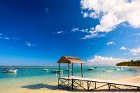 Ljuvliga Mauritius.