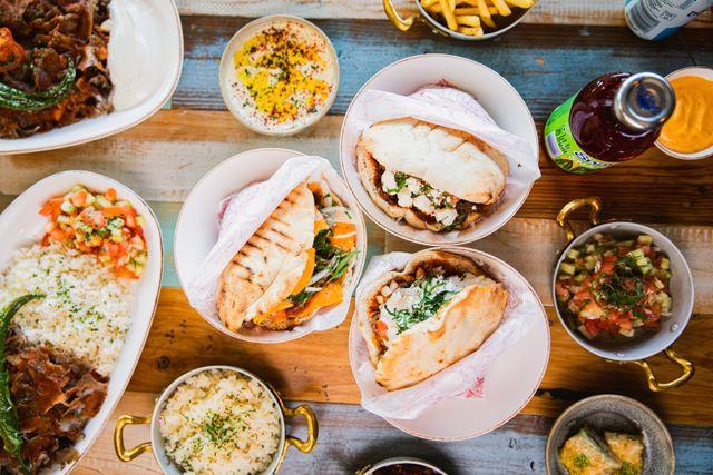 På Çok i Stockholm serveras turkisk kebab lagad på samma råvaror som finkrogarna använder.