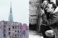Lars Amedé fotograferade mycket i City under 1960-talet.