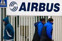 Brakförlust för Airbus, som ställer in utdelningen för 2020. Arkivbild