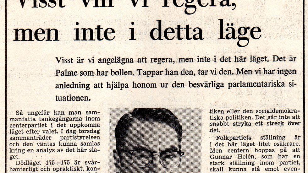 Borgerlig opposition 1973.