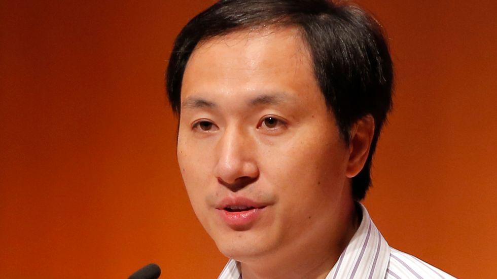 He Jiankui. Kontroversiell forskare.