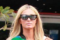 Paris Hilton på shoppingtur i Beverly Hills.
