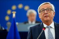 Jean-Claude Juncker vill stärka upp med ett säkerhetspaket i och med ständiga cyberattacker mot medlemsstater.
