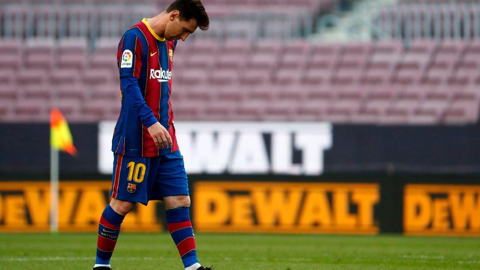 Lionel Messi. Arkivbild.