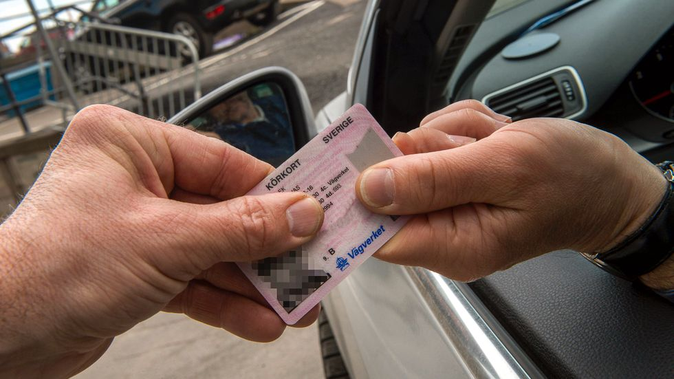 Fler svenskar har förlorat körkortet - oftast för att ha kört för fort.