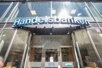 Handelsbanken vill sälja sina aktier i Industrivärden.