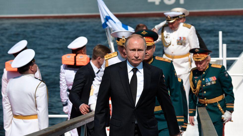 De utmaningar som ett revisionistiskt Ryssland medför ligger högst på agendan i huvudstäderna i norra Europa.