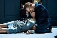 "Ida Falk Winland och Bror Magnus Tødenes i ""La traviata"""
