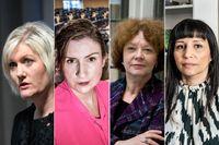 Över 1300 kvinnliga politiker i upprop mot sexövergrepp