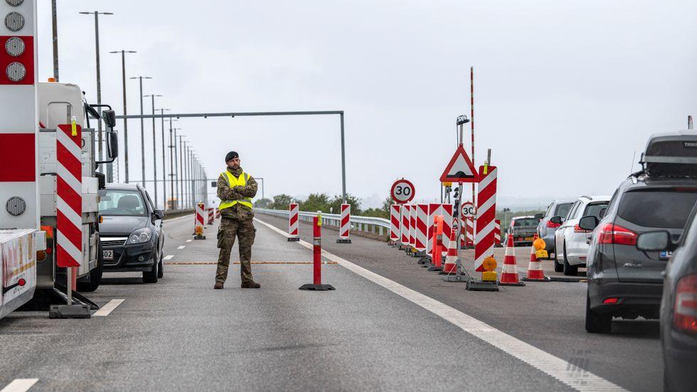 Danmark förlänger gränskontrollen till 2022