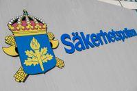 Utredningen mot mannen har bedrivits av Säpo. Arkivbild.