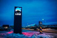 LKAB och Kiruna kommun har kört fast. Arkivbild.