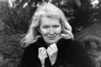 Angela Carter (1940–1992).